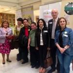 """Ayer, miércoles 14 de mayo, la """"Red Internacional de Abogados Eureka"""" se encierra en el Colegio de Abogados de Madrid en defensa de la Justicia Gratuita"""