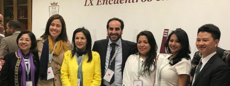 IX Encuentros de la Abogacía Internacional en Madrid