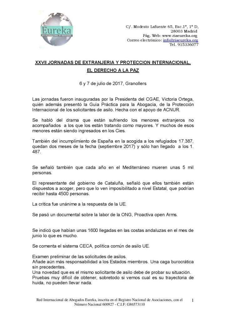 XXVII JORNADAS DE EXTRANJERIA Y PROTECCION INTERNACIONAL 2017 1-page-001